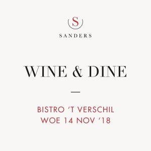 Wine & Dine voorkant